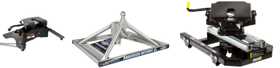 guide to best 5th wheel hitch for short bed trucks