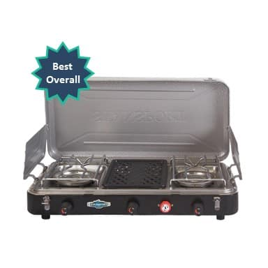 best overall camping grill stove combo
