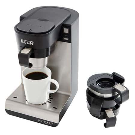 Bunn Mcu Single Serve Coffee Maker