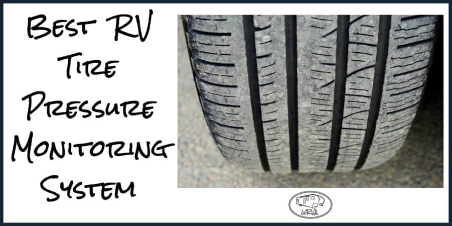 Best Tire Pressure Monitoring System for RVs