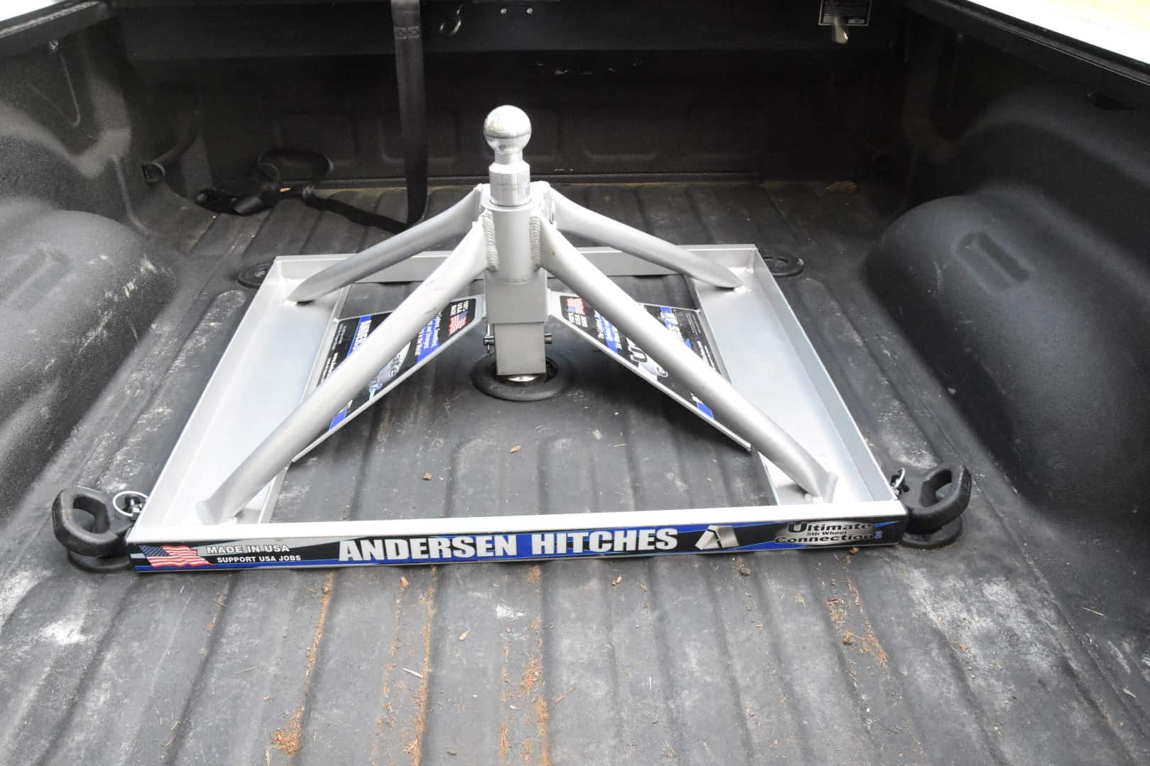 Andersen Ultimate 5th Wheel Hitch Review I Love This Hitch
