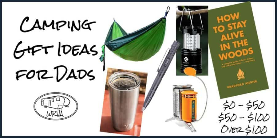 best camping gifts for dads or any outdoors man from 8 270