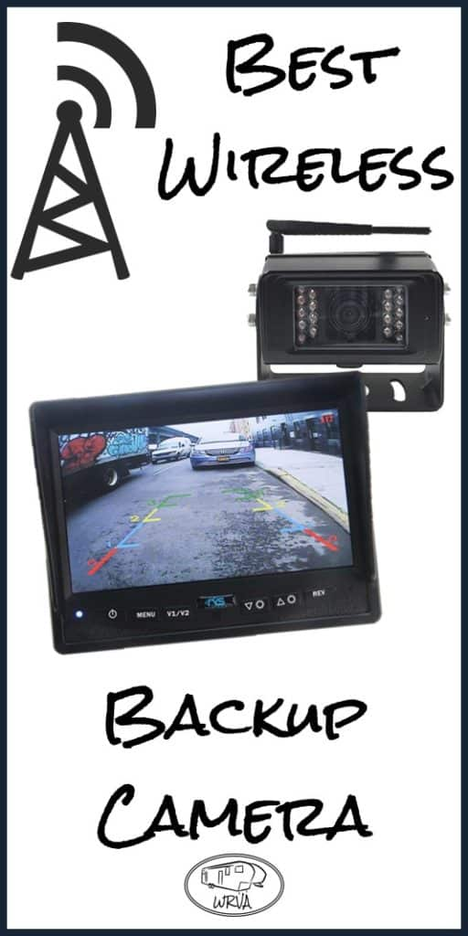 Best Wireless Rear View Camera For Travel Trailer Or 5th Wheel