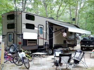 Can You Keep Your Rv Awning Out During Rain And More Awning Tips