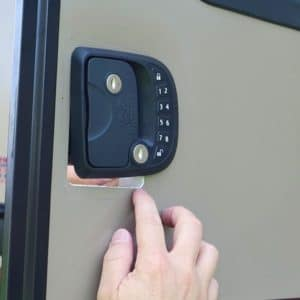 RV Keyless Entry – Choosing and installing the right system