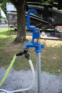 RV Water Hookup - Read this first