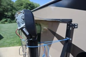 Power Awning Won T Retract How To Test And Replace Rv